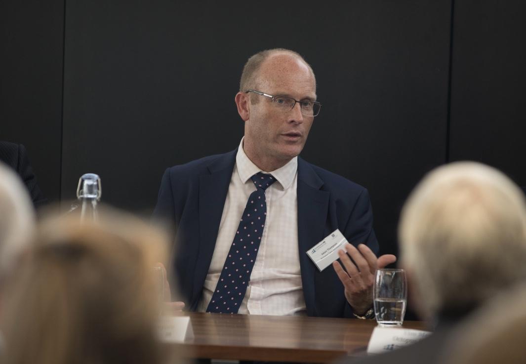 Adam Thompson Speaks at HealthInvestor Summit 2016