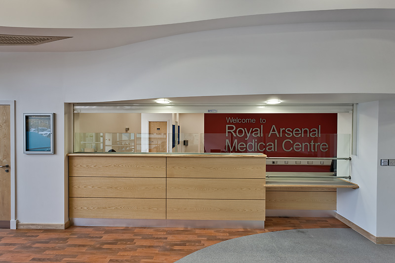 Royal Arsenal Medical Centre, Woolwich