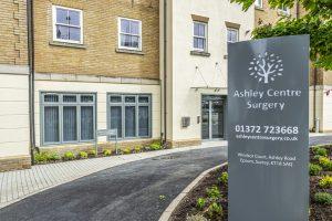 Ashley Centre Surgery – Epsom, Surrey 4